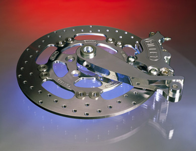 Harrison Billet engineering brakes & discs